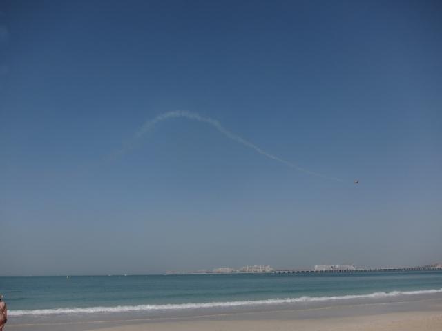 20141213_Dubai-Flugshow am Strand