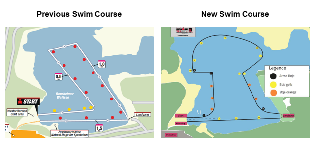 SwimCourseComparison